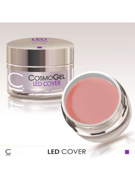 COSMO ГЕЛЬ LED COVER 50 МЛ