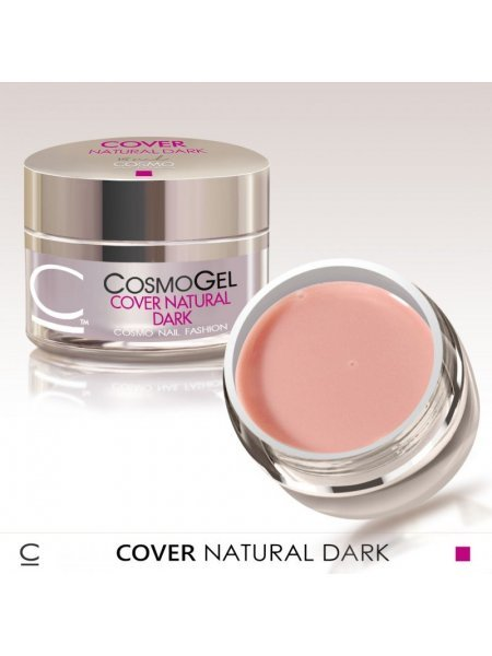 COSMO ГЕЛЬ COVER NATURAL DARK 50 МЛ