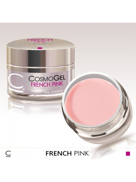COSMO ГЕЛЬ FRENCH PINK 15 МЛ